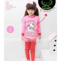 Piyama Gw 133 I Hello Kitty