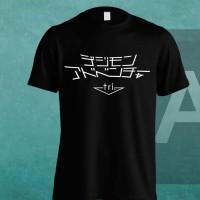 Kaos Digimon Tri black