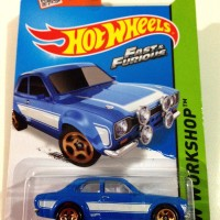 HW 2015-221 Blue - '70 Ford Escort RS1600