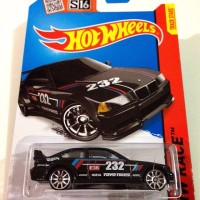 HW 2015-146 Black - BMW E36 M3 Race