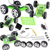 Mainan Edukasi Kecerdasan Anak Mobil 2an Rakit Tenaga Surya Solar Toys