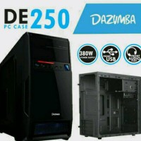 CASING DAZUMBA DE SERIES 250/230/210 with PSU 380 W