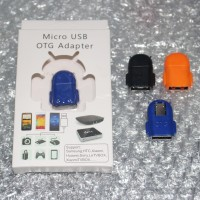 Micro USB Adapter OTG Robot Android On The Go Converter HP