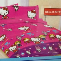 Sprei Bonita Hello Kitty N Friends No.1