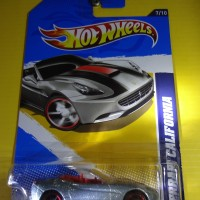 Hot Wheels - HW All Stars '12 - Ferrari California