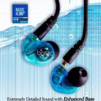 Basic In Ear Earphone IE-300 HD Detachable