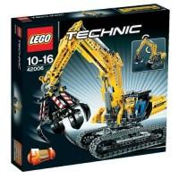 Lego 42006 Excavator technic