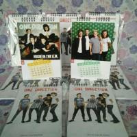 Jual Kalender 2016 One Direction A Murah