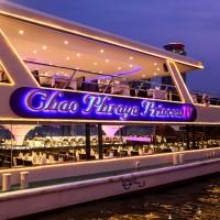 Tiket Masuk Chaophraya Princess Cruise Bangkok incl Roundtrip Transfer