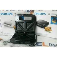 Philips Sandwich Maker HD2393/92 / Pemanggang Roti / Sandwich Toaster