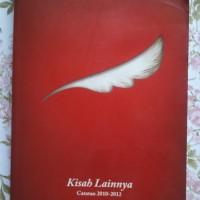 Harga kisah lainnya catatan 2010 2012 ariel uki lukman reza | WIKIPRICE INDONESIA