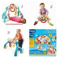 harga Vtech Little Friendlies 3 in 1 Baby Gym & Walker Tokopedia.com
