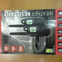 walkie talkie UNIDEN GMR 3500