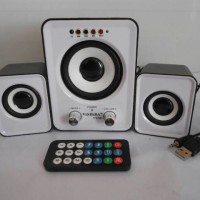 harga Speaker Aktif Mini Portable Radio USB Memory PC Tokopedia.com