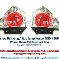Lampu Stop Belakang REAR Lamp Honda BRIO / SATYA Kanan/Kiri Genuine