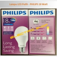 harga Lampu Led Putih - Philips 18 Watt Tokopedia.com