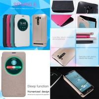harga Aksesoris Nillkin Sparkle Leather Case Asus Zenfone 2 Laser 5.5 Tokopedia.com