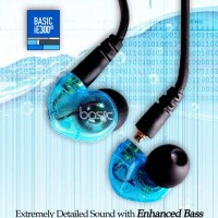 Basic IE-300HD , MMCX detach Cable