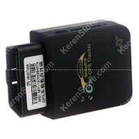 Vehicle GPS Tracker OBD2 - AFV002T - Black