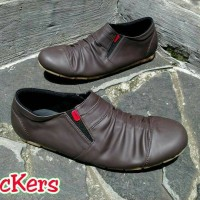 Kickers Wrinkle Wringkle  Wringle Slipon