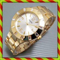harga Guess Round Gold / jam tangan wanita rantai rolex swiss army Tokopedia.com