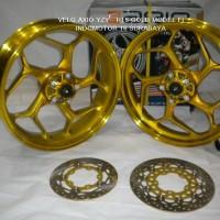 Velg Axio YZF - R15 Model Fi Gold