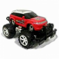 RC MOBIL BIGFOOT STORM RED