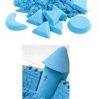 REFILL 1/2 KG PASIR KINETIC MOTION PLAY SAND