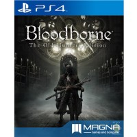 PS4 Game - Bloodborne: The Old Hunters Edition