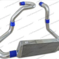 FLEX Full Alu Intercooler Kit for 2KD non-VNT (Innova/Fortuner/Hilux)