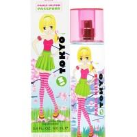 Parfum Original Paris Hilton Passport Tokyo For Women EDT 100ml
