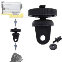 Mini Tripod Mount for GoPro Sony Action Camera SJ4000 Yi Cam