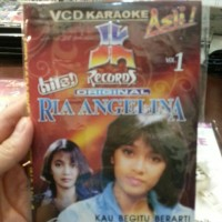 VCD KARAOKE RIA ANGELINA - BEST HITS JK VOL.1