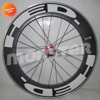 Wheel set HED jet 9 TRACK Rear