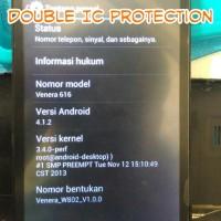 Baterai Batre Batere Battey Venera 616 Volt V5 (modif)