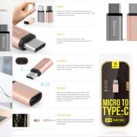 Baseus Sharp Series Type-C Micro USB Adapter