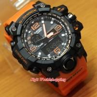 Jam Tangan G-Shock GBa-400 Oren New Kw Super || Tokopedia
