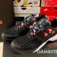 Adidas Y-3 Roland Garros Adizero All Court - Black Core/Ftwr
