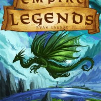 Eight Minutes Empire Legends Board Game