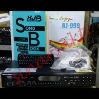 DVD PLAYER KARAOKE KJB KJ 999 ( Support Android )