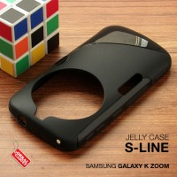 Samsung Galaxy K Zoom Soft Jelly Gel Silicon Silikon Tpu Case Softcase
