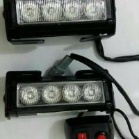 Lampu Strobo Federal Signal