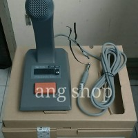 harga Desktop Paging Microphone / Mic Meja Toa Zm-660 P / Zm 660 P Tokopedia.com
