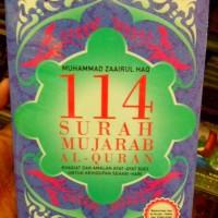 114 Surah Mujarab Al-Quran
