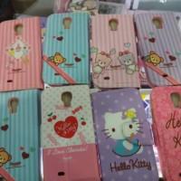 harga Leather Case Wallet Dompet Samsung Galaxy S4 I9500 Hello Kitty Putih Tokopedia.com