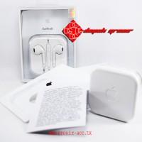 Earpod iPhone 5G/5S/5C OEM (With BOX + BOOK)