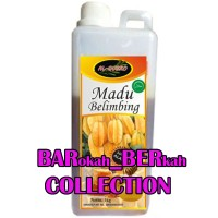 Harga jual madu murni al qubro madu belimbing 1 | Pembandingharga.com