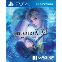harga PS4 Game - Final Fantasy X/X-2 HD Remaster Tokopedia.com
