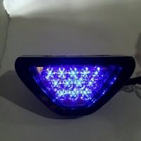 harga Lampu Stop F1 Biru Tokopedia.com