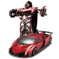RC Radio Remote Control Transformer Vehicle Car Deform Robot - TT667